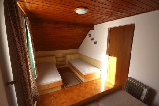 Bohinjska Bistrica - spalnica